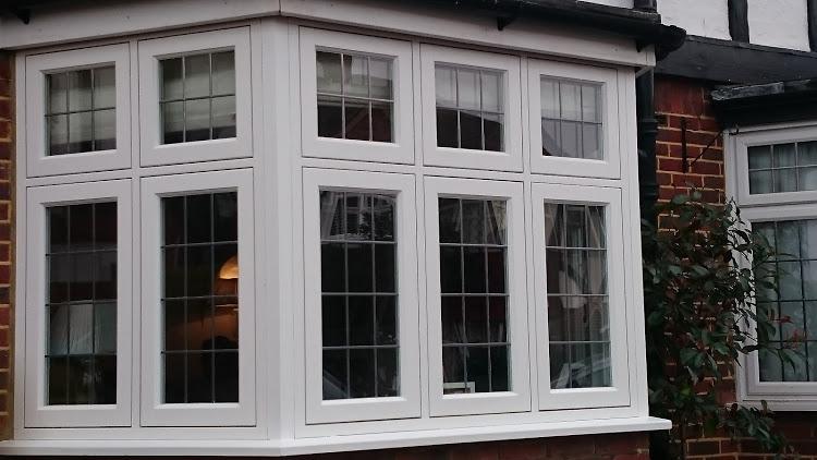 Timber Windows res